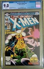 Uncanny X-Men #144 (Marvel, 4/81) CGC 9.0 VF/NM (Man-Thing appearance)