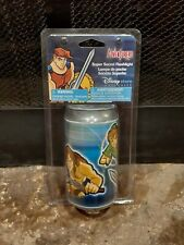 Disney Store Exclusive - Super Secret Flashlight - Flashlight/Lamp Can (New)