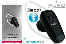 PURO Auricolare BLUETOOTH BT400 MULTIPOINT Simultaneo Cellulari BRONDI