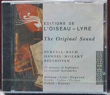 Rare Editions L'oiseau Lyre Purcell Bach Handel Mozart 77 mins MINT Germany DDD