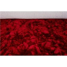 14 COLORS AVAILABLE UPHOLSTERY CRUSH VELVET FABRIC $9.85/YARD FREE SHIPPING