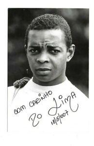 Antonio Lima dos Santos - Brasilien -  Fußball -  1966 WM Teilnahme