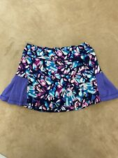 Champion Girls Size Large 10/12 Skort Athletic Skirt Purple