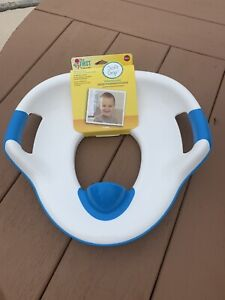 Seat For Baby Toddler Potty Soft Grip Training Toilet Girl Boy Portable Blue