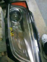 Driver Headlight Xenon HID Adaptive Curve Opt 8Q5 Fits 14-17 AUDI SQ5 99080