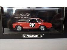 MINICHAMPS 1:43 Mercedes 230SL 1963 Rallye 430032280
