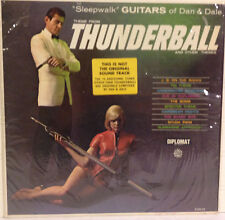 Dan & Dale / The Sleepwalk Guitars of Dan & Dale vinyl LP 1965 Surf Guitar