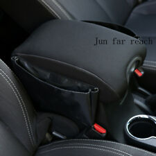 Car Armrests Pads Cover Center Console Armrest Seat Box Pad for Jeep Wrangler