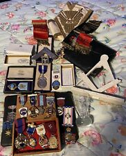 More details for large collection of masonic regalia and medals