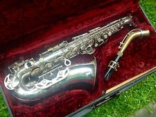 SCHENKELAARS vintage alto saxophone