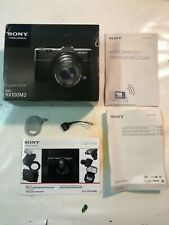 Sony Cyber-shot DSC-RX100 II 20.2MP