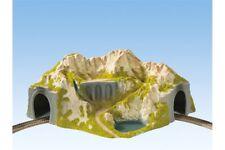 NOCH 05130 HO 1/87 Tunnel de Coin, 1 Voie, Courbe, 41 x 37 cm