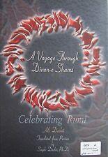 Persian Poet Mawlana Rumi Voyage Through Divane Shams Ali Dashti Book 2270
