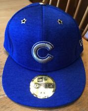 New Mlb Chicago Cubs New Era 59Fifty 2017 All Star Game Cap/Hat Size 7 3/8