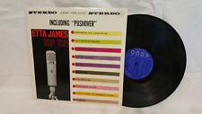 Etta James  Top Ten  Argo 4025  stereo  original LP