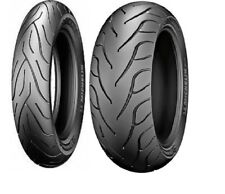 MICHELIN COMMANDER 130/80B17 FRONT 180/65B16 REAR TIRE SET HARLEY TOURING 09-16