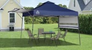 Instant Quick Shade Excursion canopy 10x 17ft