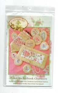 #1008 Pocketbook Charmers/Craft Pattern/Crab- Apple Hill/NEW
