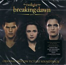 The Twilight Saga - Breaking Dawn, Part 2 - Soundtrack - CD Album Neu Green Day