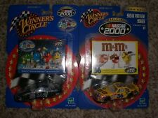 #36 M & M's Chevy Monte Carlo Winners Circle 1:64 2X Car Assortment 2000 NASCAR