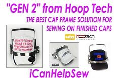 Embroidery Machine Hat Hoop Cap Frame - Gen 2 BabyLock Enterprise