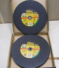 "Dewalt DT3478 350mm stone cutting blades 10 pack 350x3.5x20mm bore Stihlsaw 14"""