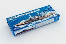 Trumpeter 1/700 05771 USS West Virginia BB-48 1941