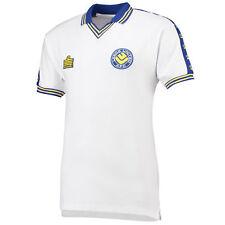 Leeds United 1978 Retro Football Shirt Large