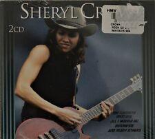 SHERYL CROW IN CONCERT LIVE Sealed 2 CD Set IMPORT