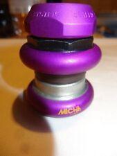 """news Miche purple headset 1 1/8"""" sealed system Klein,Salsa."""