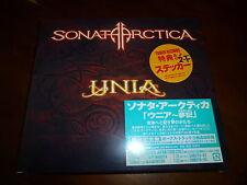 Sonata Arctica / Unia JAPAN+3 Box Version w/Sticker 1ST PRESS NEW!!!!!!!!!! C8