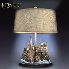 Bradford Exchange Harry Potter Hogwarts Lamp