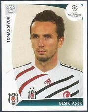 PANINI UEFA CHAMPIONS LEAGUE 2009-10- #112-BESIKTAS-TOMAS SIVOK