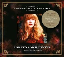 Loreena McKennitt-The Journey so far (Collectors Edition) 4 CD NUOVO