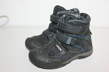 FRANK WALKER POLAR-TEX Stiefel Kinder  winter Boots Schuhe Gr.28 schwarz TOP