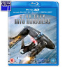 STAR TREK INTO DARKNESS Blu-ray 3D + 2D (REGION-FREE)
