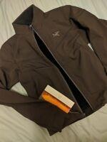 NEW ARCT'ERYX TRIDENT WOMEN SoftShell JACKET Polartec Fleece Jacket TNF Black M