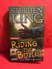 STEPHEN KING : Riding The Bullet - BRAND NEW/Sealed