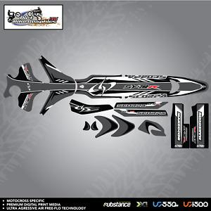 Scorpa SY250R 04-12 Kit Grey Decal Sticker Trials (780)