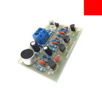DIY Clap Acoustic Control Switch Module Suite Electronic Circuit PCB KIT New