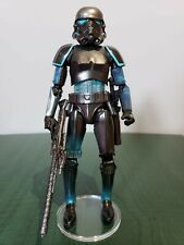 Star Wars Black Series SHADOW STORMTROOPER, Loose, 100% Complete