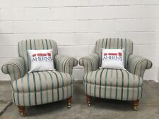 Laura Ashley Solid Armchairs