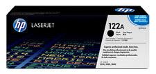 Genuine HP 122a Black Original LaserJet Toner Cartridge Q3960A