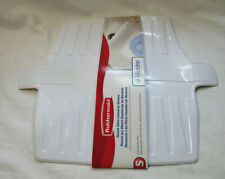 New listing Rubbermaid 2007 Antimicrobial Sink Divider Protector Mat, Small, White New