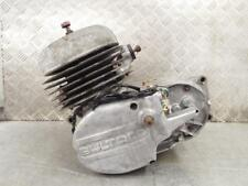 1973/74 BULTACO 350 ALPINA - COMPLETE ENGINE *MOVING* - MOTOCROSS TWINSHOCK EVO