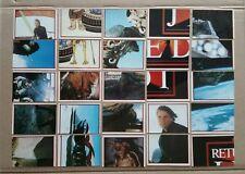 "1 VIGNETTE / ""STAR WARS / RETURN OF THE JEDI"" - FIGURINE PANINI 1983"