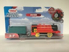 TRACKMASTER Thomas Friends Motorized VICTOR  & CAR Brand NEW Battery Powered
