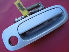 2000-2005 TOYOTA CELICA GT GTS PASSENGER SIDE EXTERIOR DOOR HANDLE Silver*OEM