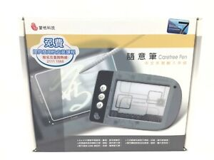 PenPower Technology JR Chinese Carefree Pen Hand Writing Tablet Pad Opened Box