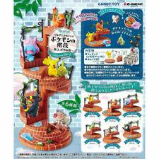 Re-Ment Pokemon Tsunagete Kawaii! Pokemon Steps 2 Pikachu Umbreon Rockruff Ditto